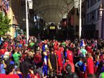 DC Comics Fans Gather Around the Globe to Set World Record - Australia