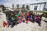 DC Comics Fans Gather Around the Globe to Set World Record - Italy
