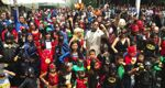 DC Comics Fans Gather Around the Globe to Set World Record - Mexico