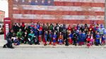 DC Comics Fans Gather Around the Globe to Set World Record - Plano, Illinois
