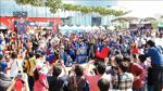 DC Comics Fans Gather Around the Globe to Set World Record - Taiwan