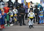 DC Comics Fans Gather Around the Globe to Set World Record - UK