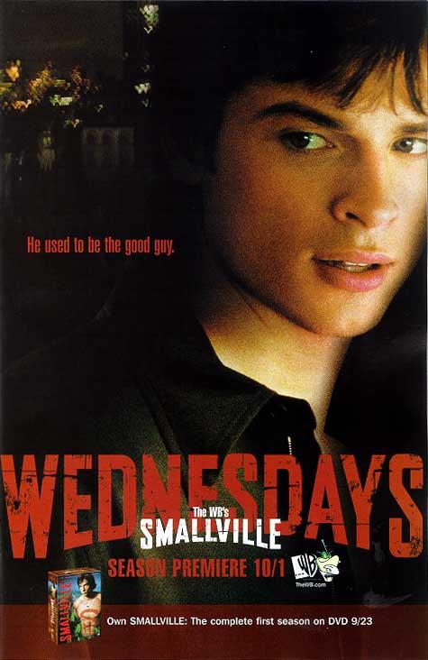 Smallville Season 3 Poster Season 3 Poster