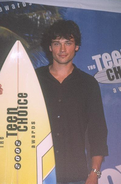 Tom Welling Teen Choice Award