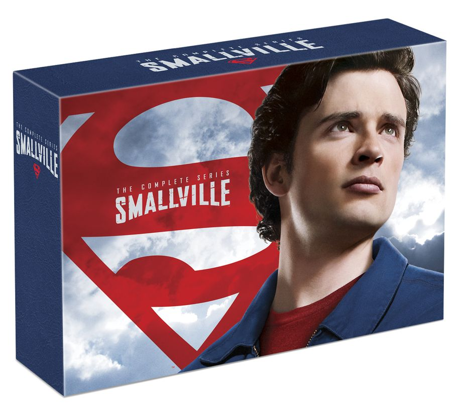 Smallville The Complete Seasons 1 8 Movie free download HD 720p