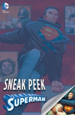 Superman Sneak Peek