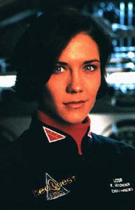 Stacy Haiduk on SeaQuest