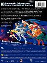 Galactic Guardians DVD (Back Cover)
