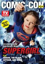 Supergirl TV Guide Comic-Con Special