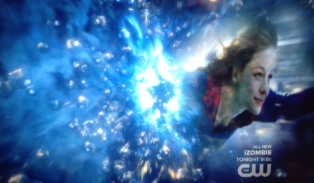 Supergirl on The Flash