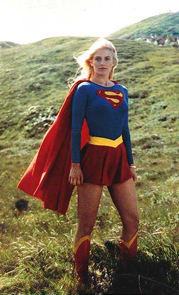 Super Girl - Super Chica - la Super Heroina