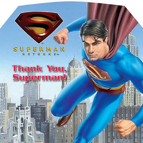 superman returns author - photo #12
