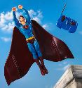 Superman Returns Flying Figure