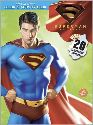 Superman Returns Color & Activity Book: With Tattoos