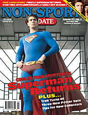 Non-Sports Update magazine