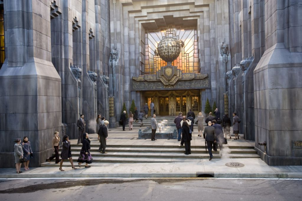 1000 images about daily planet decco on pinterest - Superman interior designs ...