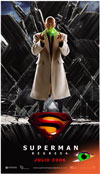 Superman Returns Imax Poster