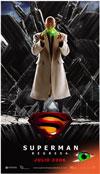 Superman Returns Imax Poster