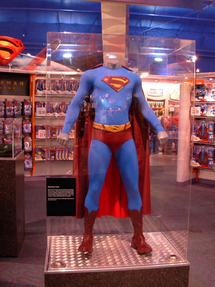Superman Returns Costumes Returns Prop And Costume