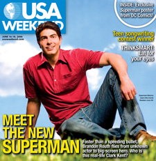 USA Weekend Cover