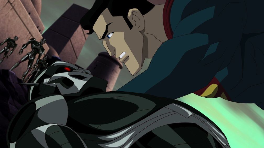 Image Result For Superman Animated Movie