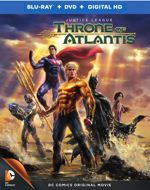 Throne of Atlantis Blu-ray