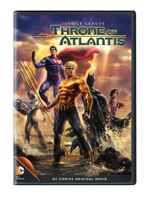 Throne of Atlantis DVD