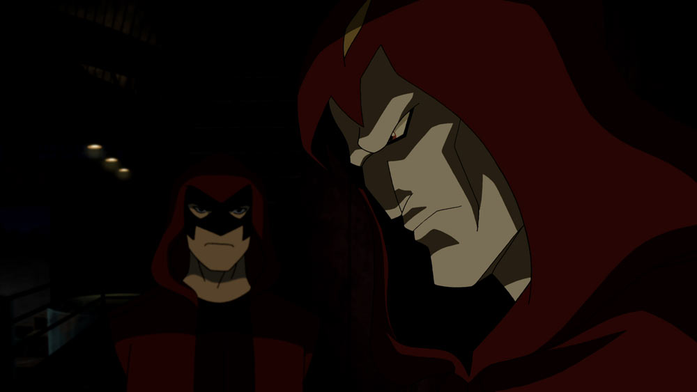 Young Justice Episode 4 Drop Zone. Episode 4 - Drop Zone.