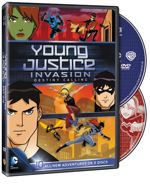 Young Justice: Invasion - Destiny Calling: Season 2, Part 1 DVD
