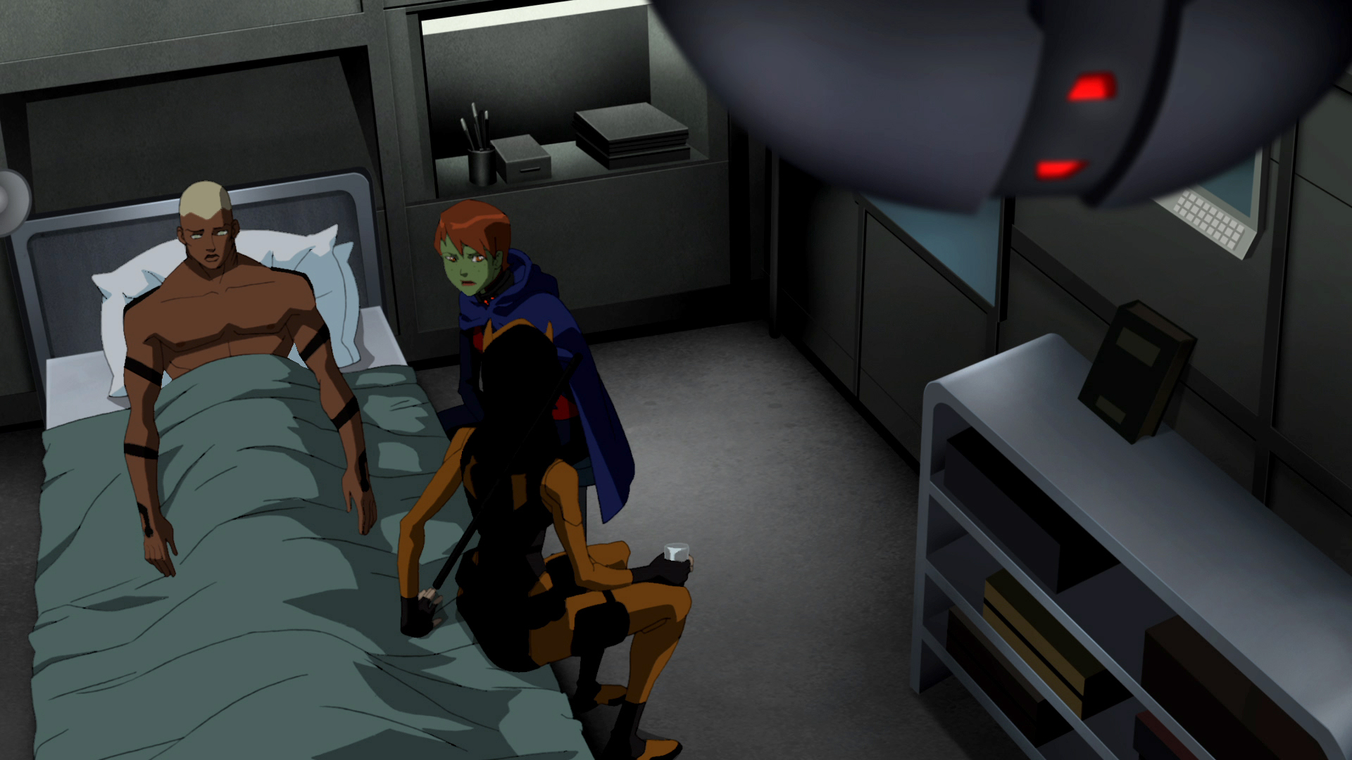 Young justice season 2 episode 16 complications