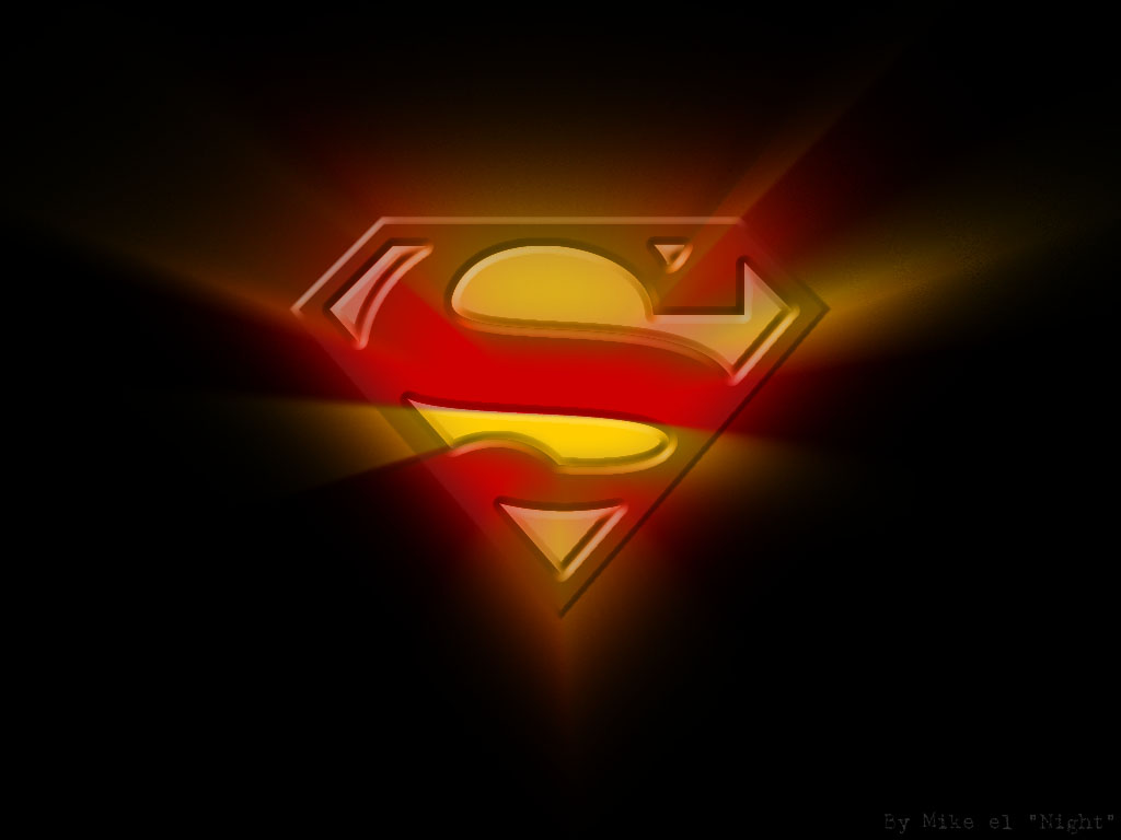 1024x768px superman homepage wallpaper wallpapersafari - Superman screensaver ...