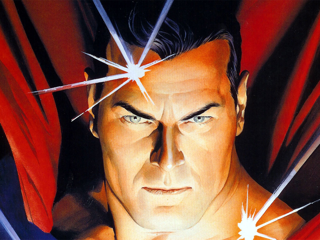 Ross Alexander Wallpapers Alex Ross ilustrador Friki net