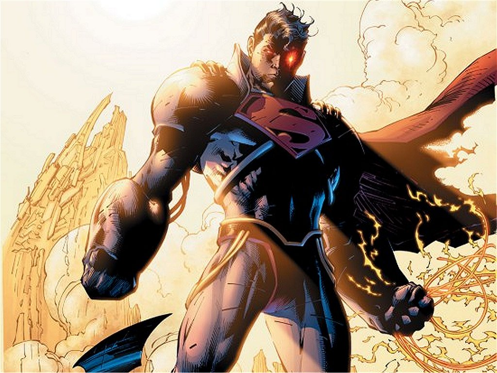 Superboy-Prime (Thanks to Joel Schuldt (JASCHULDT@aol.com))