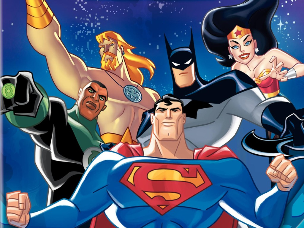 Justice League Unlimited.