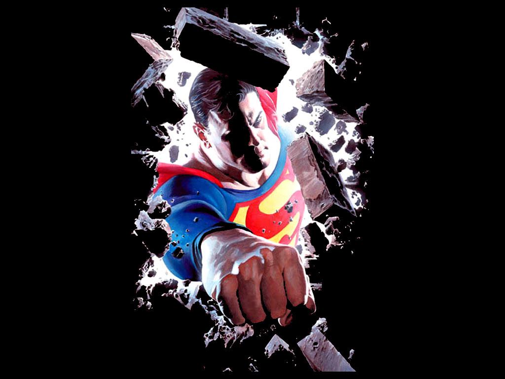 superman alex ross wallpaper