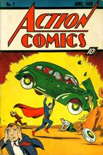 Action Comics 1 1938