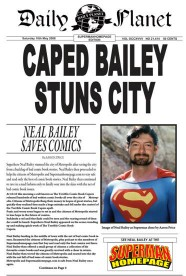 Caped Bailey