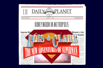 Honeymoon in Metropolis