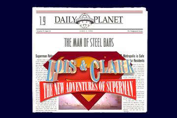The Man of Steel Bars